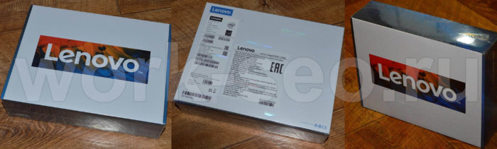 коробка Lenovo IdeaPad D330